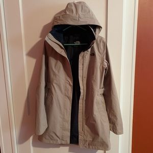 The North Face Laney Trench II Rain Jacket